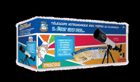Télescope 20 expériences Hello Maestro !