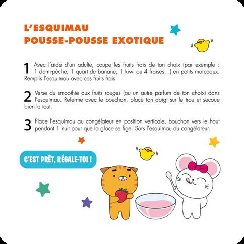 L'Esquimau Pousse-Pousse Exotique