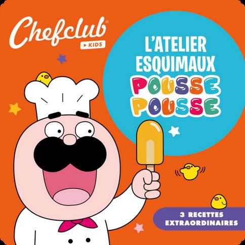 Atelier Esquimaux Pousse-Pousse