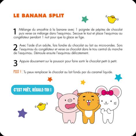 Le Banana Split