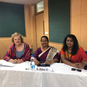 Session Chair at an International Conference