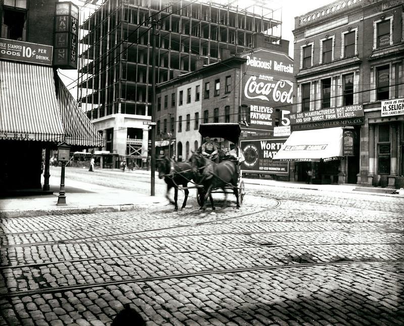 St. Louis, c. 1910, Missouri Historical Society