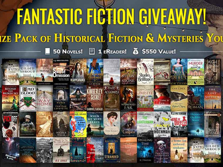 How About Another eBook Giveaway?