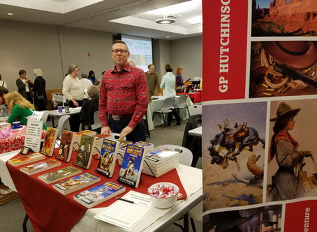 Local Author Expo Appearance