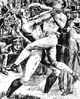 Bare-Knuckle Baseball
