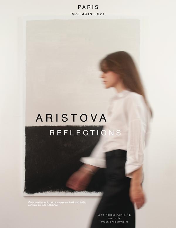 Beaux Arts Magazine Aristova Reflections