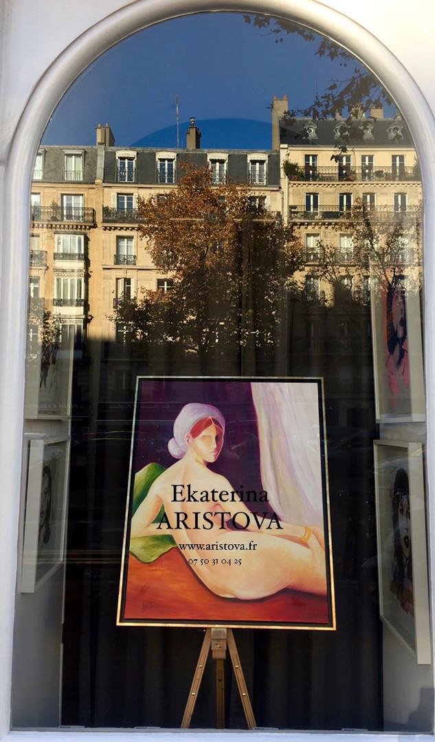 Galerie_Paris 16_Exelmans 29_Ekaterina Aristova
