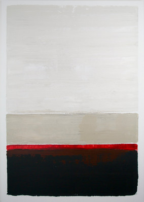 Frontière (Red Line) I Ekaterina Aristova