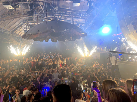 Lohan Nightclub Athens: A Review (Using Mean Girls Quotes)