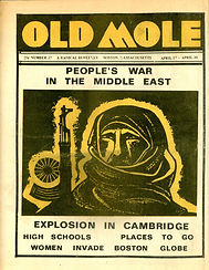 Old Mole front fold cover April 17 1970