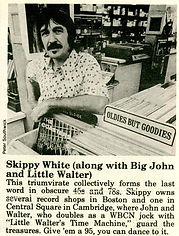 Skippy White Bostons Heavy 30 Music Make