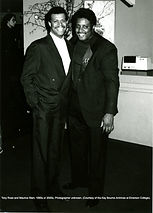 Tony Rose and Maurice Starr
