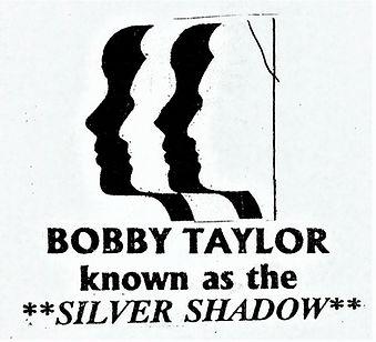 01 Bobby Taylor Silver Shadow logo TAYLO