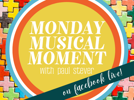 Monday Musical Moments during Lent