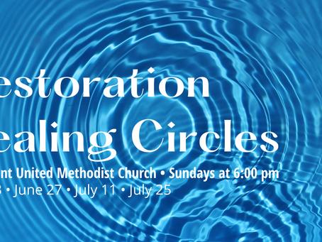 Restoration Healing Circles