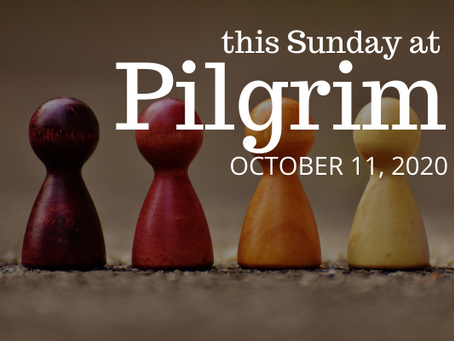 Worship for Indigenous Peoples' Day & Eco-Spirituality Forum this Sunday, October 11, 2020