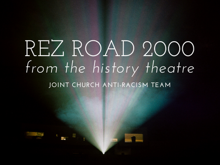 "JCART Event - ""Rez Road 2000"" from The History Theatre"