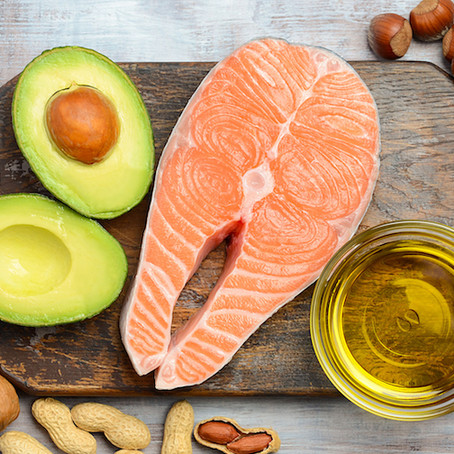 Healthy Fats During Pregnancy
