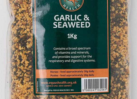 Equus Health Garlic & Seaweed 1kg