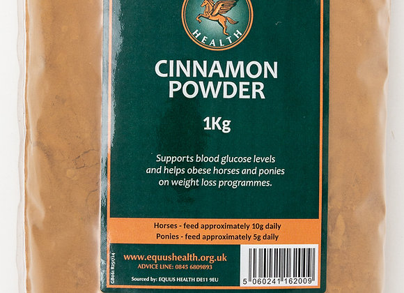 Equus Health Cinnamon Powder 1kg