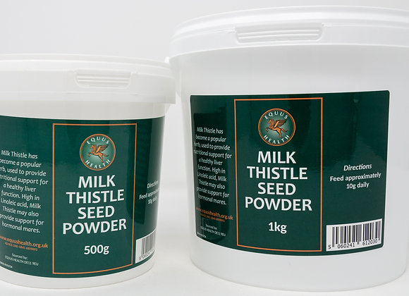 Equus Health Milk Thistle Seed Powder 500g