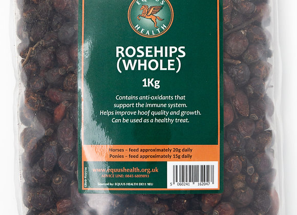Equus Health Rosehips Whole