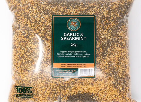 Equus Health Garlic & Spearmint