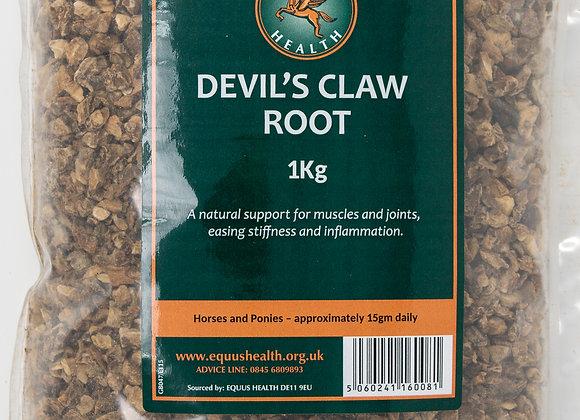 Equus Health Devils Claw 1kg