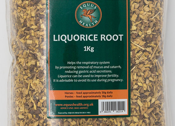 Equus Health Liquorice Root