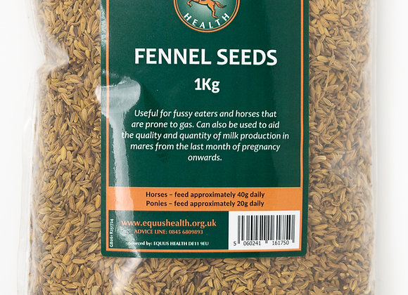 Equus Health Fennel Seeds