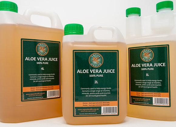 Equus Health Aloe Vera Juice