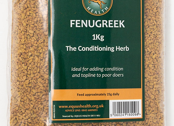 Equus Health Fenugreek 1kg