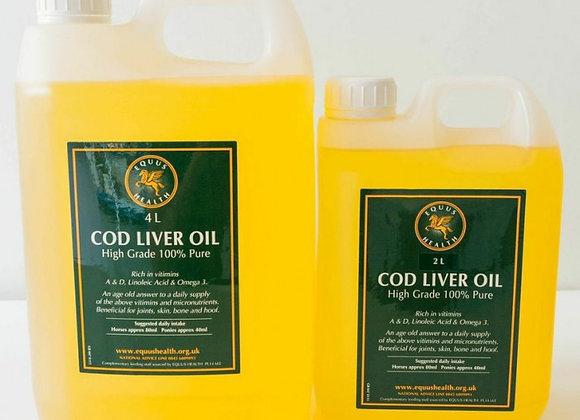 Equus Health Cod Liver Oil