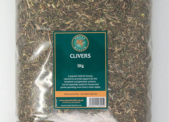 Equus Health Clivers 1kg