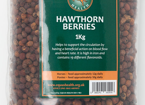 Equus Health Hawthorn Berries