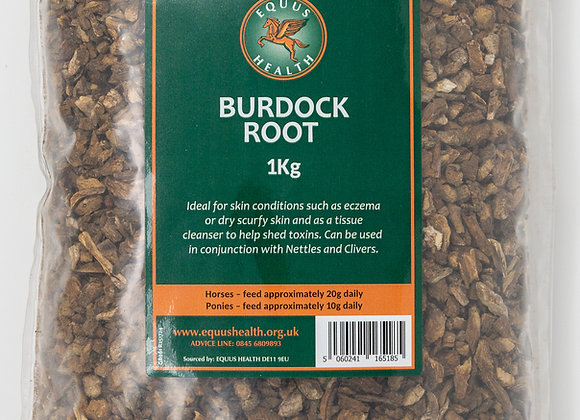 Equus Health Burdock Root