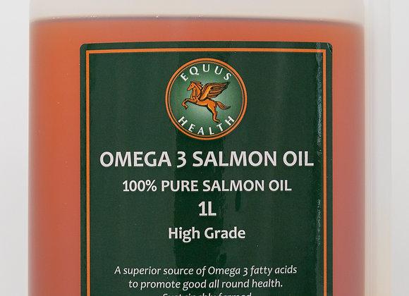 Equus Health Omega 3 Salmon Oil