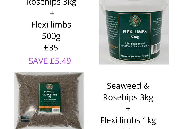 Seaweed & Rosehip Bundle