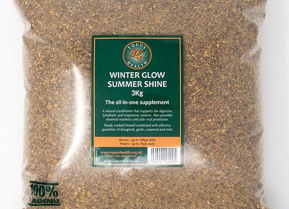 Equus Health Winter glow/ summer shine 1kg