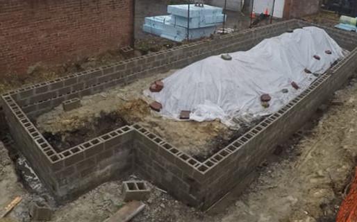 Construction Update: Sitework