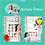 Thumbnail: ออกแบบสติกเกอร์ 2D ภาพถ่ายหน้าจริง