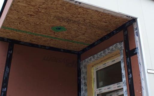 Construction Update: Interior Work & Exterior Facade