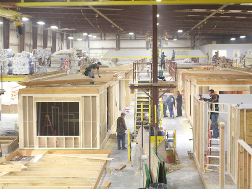 5 Benefits of Off-Site Construction