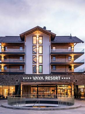 Vaya Resort Fieberbrunn (AUT)