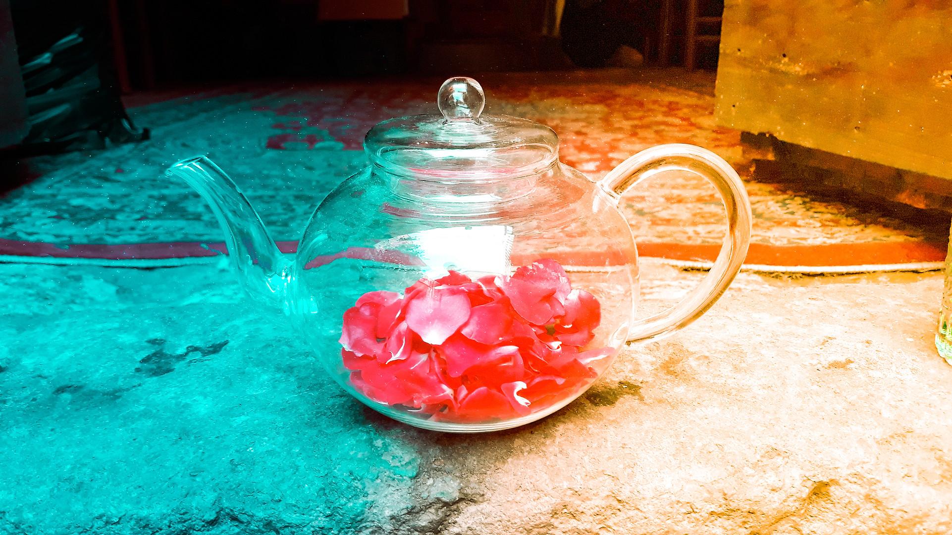 ampolla e fiori