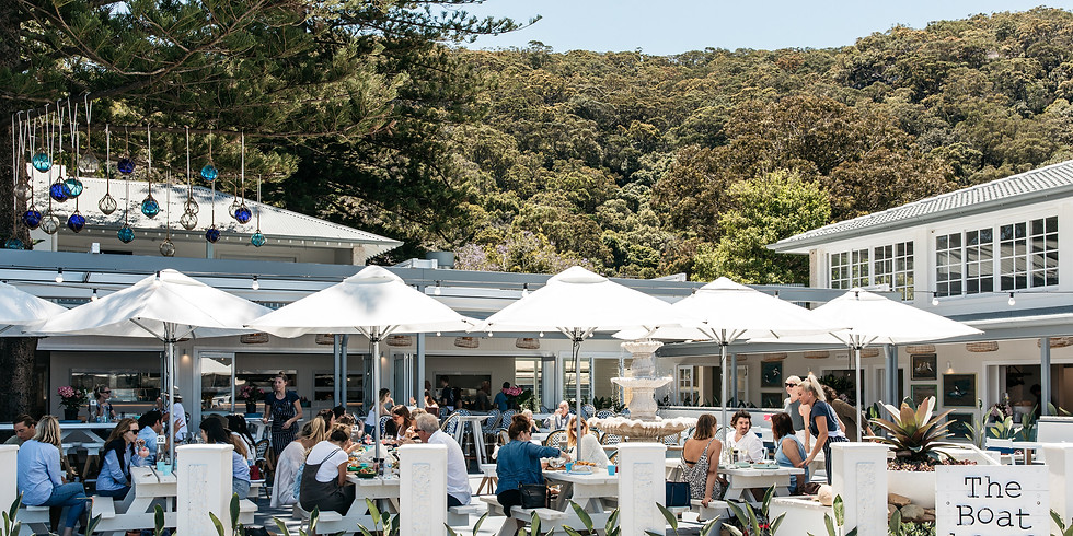 *Postponed until further notice* Patonga Pub is the new Peats Bite!