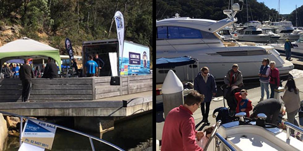 Empire Marina Bobbin Head's Boat Show