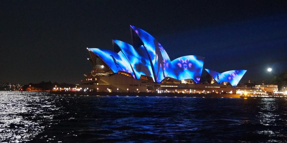 Vivid, Sydney Harbour