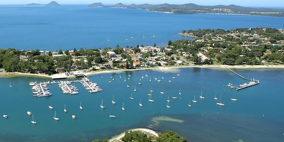 Port Stephens Coastal Cruise