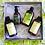 Thumbnail: NANOPLASTIA 500ml + TRIO PANTOVIN (Shampoo, máscara e leave-in Vegan )